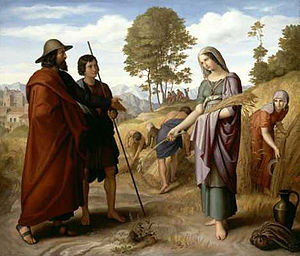 Ruth with Boaz