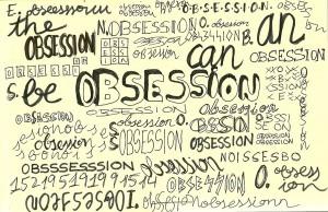 obsession jumble