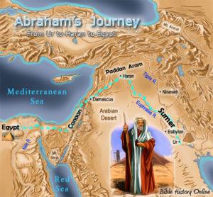 Avram's trip